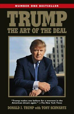 Trump The Art of the Deal by Donald Trump 9781784758240 (Paperback, 2016)