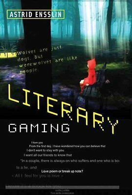 Literary Gaming by Astrid Ensslin 9780262027151 (Hardback, 2014)