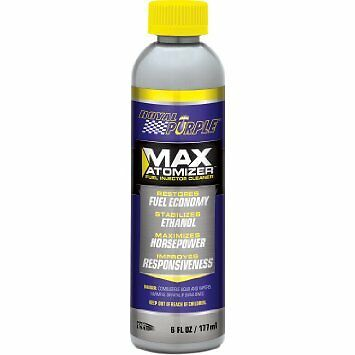 Royal Purple 18000;Fuel System Cleaner; Max Atomize;6oz