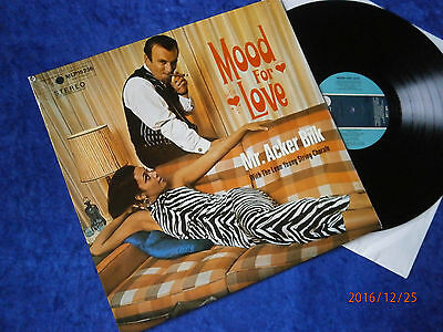 "LP Mr. ACKER BILK "" MOOD FOR LOVE "" METRONOME 1966 D *WITH THE LEON YOUNG STRING"