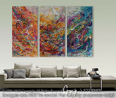 "XXL 90"" Large Abstract Painting Art Original Home Decor Wall Art Wall Decor 160"
