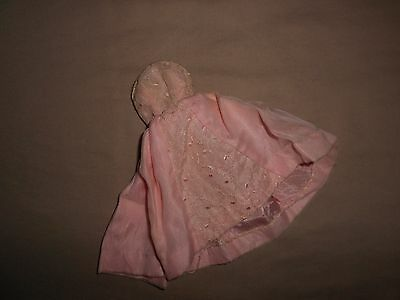 Vintage Tressy Pink Champagne Lovely Dress