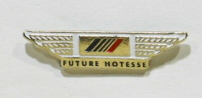 Pins Avion Aviation Air France Future Hotesse Mini Logo 2.5 Cm