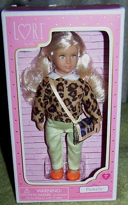 """Lori by Our Generation PAMELA 6"""" Doll New"""