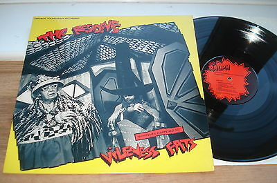 The Residents Whatever Happened to Vilness Fats TOP AUDIO ORIGINAL 1984 RALPH LP