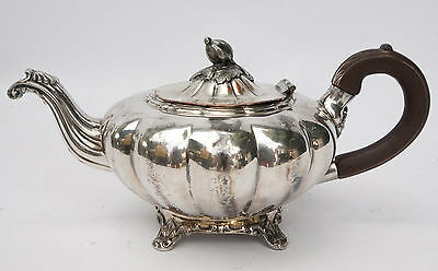 Vintage 1881 Rogers Canada Silverplated Teapot,