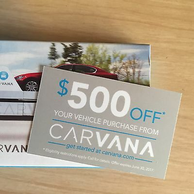 500 Carvana Coupon Code For Your Vehicle Purchase Same Day Delivery