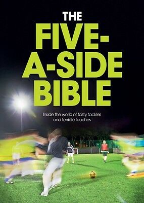 The Five-a-Side Bible (Hardcover), Bruce, Chris, 9781910449288