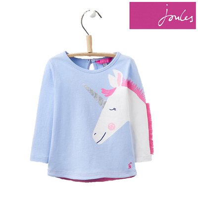 Joules Baby Girl Zany Top (W) **FREE UK Shipping**