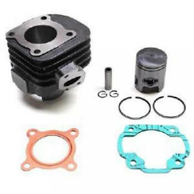 Kit cylindre piston joint segment axe clips Teknix scooter Aprilia 50 SR Neuf