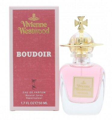 Vivienne Westwood Boudoir Eau De Parfum 50Ml Spray - Women's For Her. New