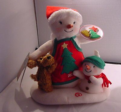 Hallmark 2015 Time For Cookies Plush 12th in Series New