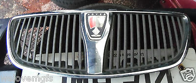 MK2 Rover 75 Chrome Front Bumper Grille Grill