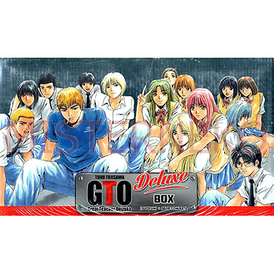 Manga - Gto Deluxe - Box Serie completa 1/13 - Dynit