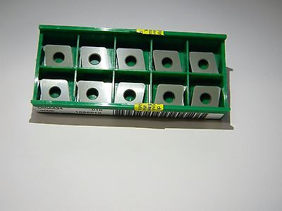 Greenleaf Ceramic Turning Inserts CNGA-434 T1A Grade WG300