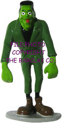 "Halloween Monster Figure: ""Frankie"" from ""The Groovie Goolies"""