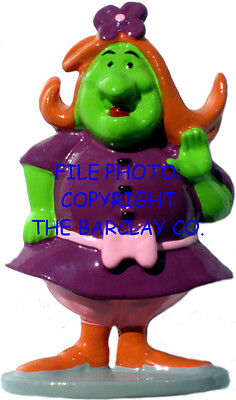 "Halloween Monster Figure: ""Hagatha"" from ""The Groovie Goolies"""
