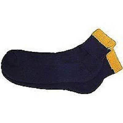 Boy Scout Cub Uniform Socks Made In Usa Den Chief Leader Camp Size Large 10-13