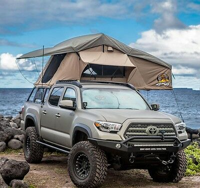 2018 ANTENERGY 3.1M Roof Top Tent CAMPING CAR RACK STD Canvas Waterproof 4WD 4X4