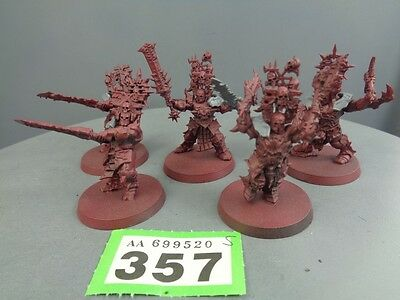 Warhammer Age of Sigmar Warriors of Chaos Skullreapers 357