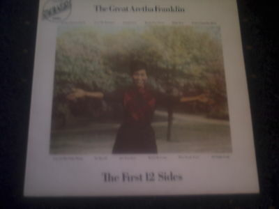 Aretha Franklin-The First 12 Sides  Lp