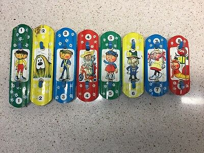 Vintage Highly Collectable Tin Plate The Magic Roundabout Xylophone,