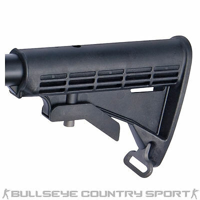 Auction Strike Systems 416 Retractable Stock 17553 Black Airsoft Aeg Part 6mm Bb