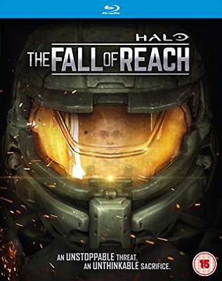 HALO: THE FALL OF REACH  Blu-Ray NEW