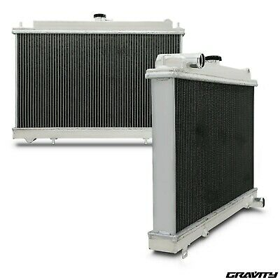 45mm CORE HIGH FLOW ALLOY RADIATOR DRIFT RAD FOR NISSAN S14 S14A 200SX SR20DET