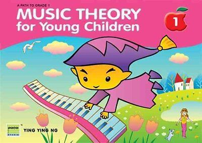 Music Theory for Young Children 1 by Ying Ying Ng 9789671250402 (Book, 2014)