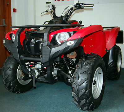 Yamaha Grizzly 700 ATV QUAD ROAD REGISTERED MINT (PRIVATE SALE ONLY)