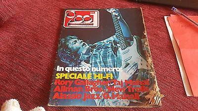 Ciao 2001 Vi/40 Rory Gallagher Allman Brothers New Trolls