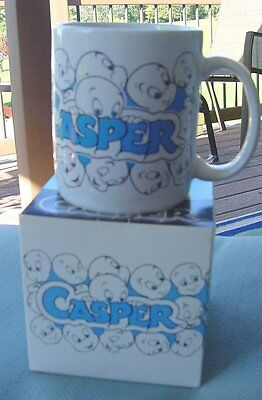 Casper the Friendly Ghost by Dakin Mug  ©1999 NIB