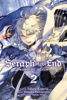 Seraph of the End: Volume 2 by Takaya Kagami 9781421571515 (Paperback, 2014)