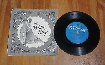 "'The Waltz King' ERIC ROGERS 7"" 7 inch vinyl single EP Reader's Digest GJON-B"