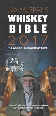Jim Murray's Whisky Bible 2017: Book 14 by Jim Murray 9780993298615