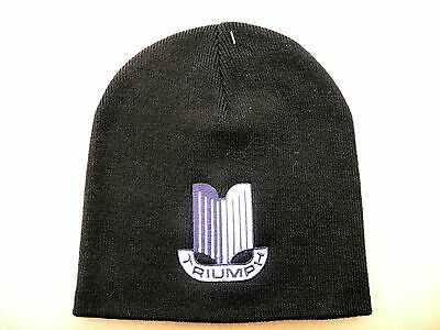 Triumph Motor Cars Embroidered  Beanie Hat/tr6/tr4/standard