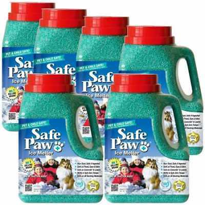 6PACK Safe Paw Ice Melter 48 lbs.