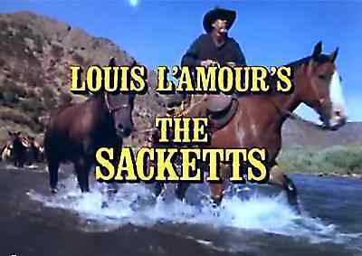 16mm Feature THE SACKETTS-1979.  TV Miniseries on LPP stock!  Excellent color!