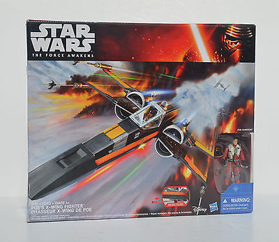 STAR WARS The Force Awakens POE'S X-WING STARFIGHTER