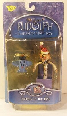 Rudolph & the Island of Misfit Toys Charlie in the Box New NRFB Memory Lane 6768