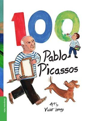 100 Pablo Picassos by Duopress Labs 9781938093326 (Hardback, 2015)