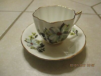 Vintage Windsor Tea cup and saucer set Bone China England