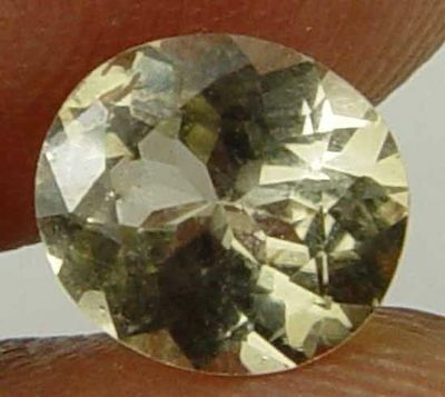 KORNERUPINE Natural 1.05 CT 7.18 X 6.43 MM Glistening Gem 10090167