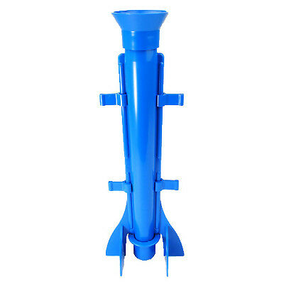 """Proops Long Tapered Rocket Shaped Candle Mould 9.5"""" Long. UK Made. S7262"""
