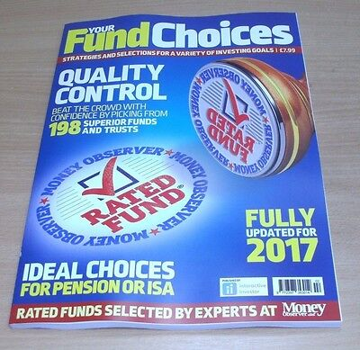 Your Fund Choices magazine #2 2017 Quality Control, Ideal Choices for Pension or