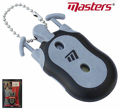 Masters Golf  Deluxe Compact Scorer 2 in 1 Golf scoring tool NEW 2017