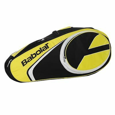 Babolat Club 3 Racket Bag Tennis Brand Badminton Zipped Padded