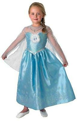Rubies - I-889544S - Costume - Déguisement Luxe - Elsa