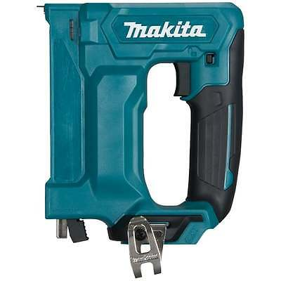Makita ST113DZ 10.8v Cordless Stapler Bare Unit Cxt (slide batteries)